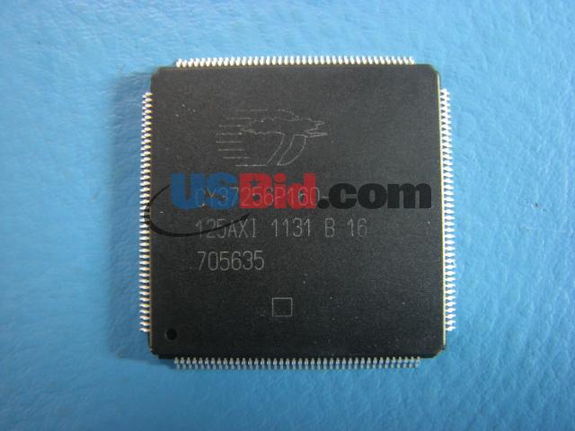 CY37256P160-125AXI photos