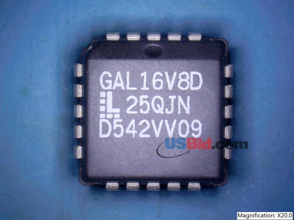 GAL16V8D-25QJN photos