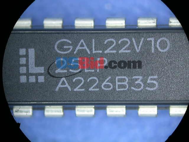 GAL22V10-25LP photos