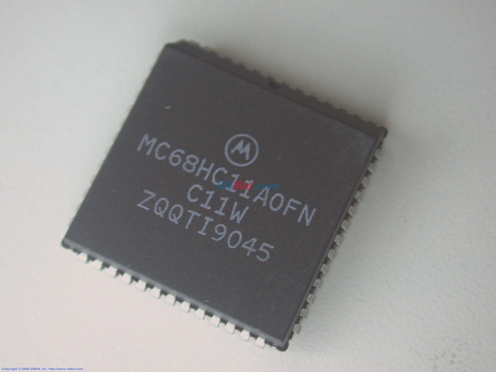 MC68HC11A0FN photos