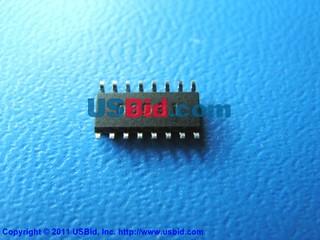 CD74HC4046AM photos