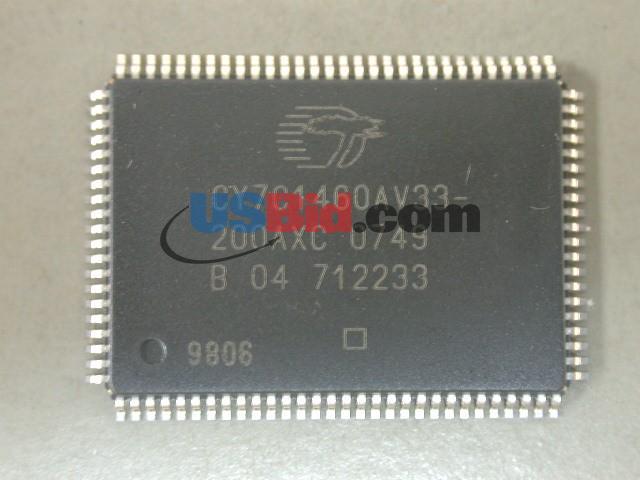 CY7C1460AV33-200AXC photos
