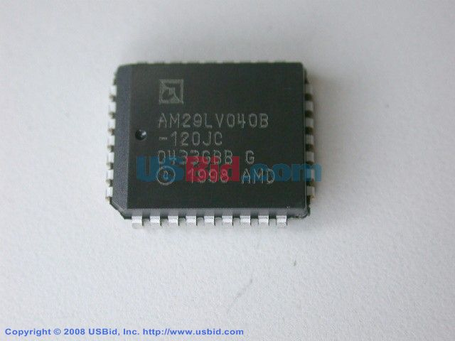 AM29LV040B-120JC