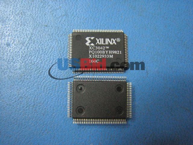 XC3042-100PQ100C photos