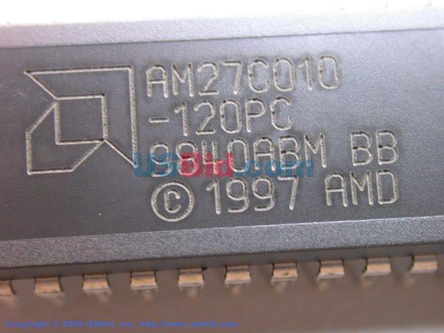AM27C010-120PC