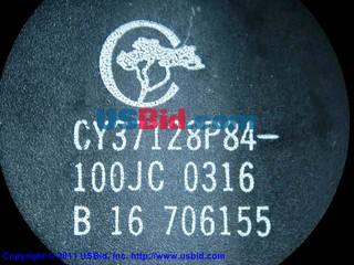 CY37128P84-100JC photos