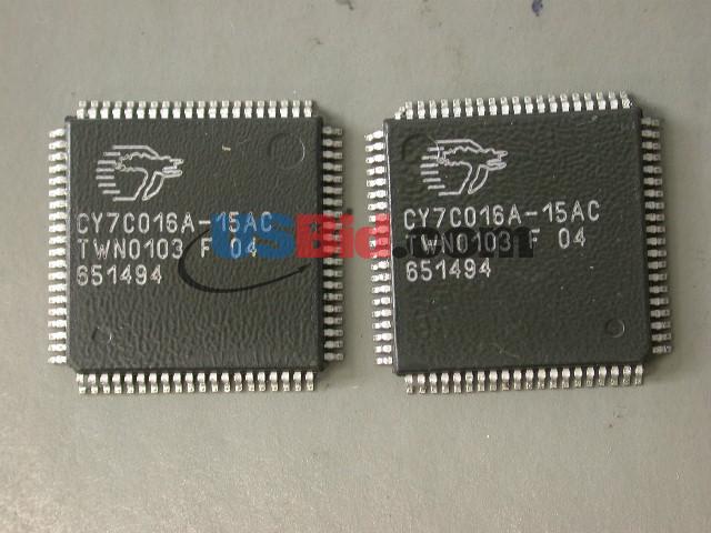 CY7C016A-15AC photos