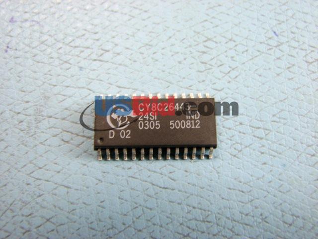 CY8C26443-24SI photos