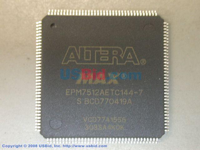 EPM7512AETC144-7 photos