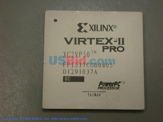 XC2VP50-6FF1517C photos
