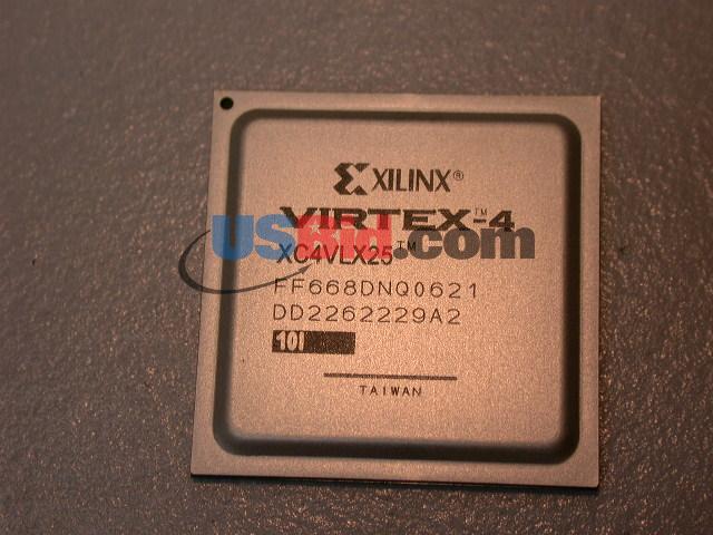XC4VLX25-10FF668I photos