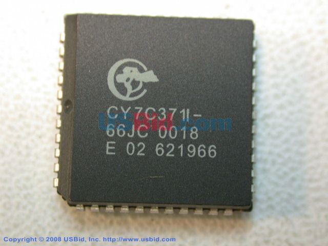 CY7C371I66JC photos