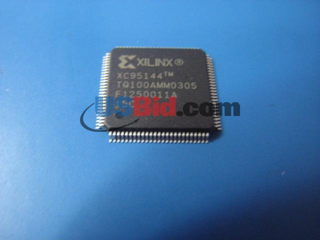 XC95144-15TQ100C photos