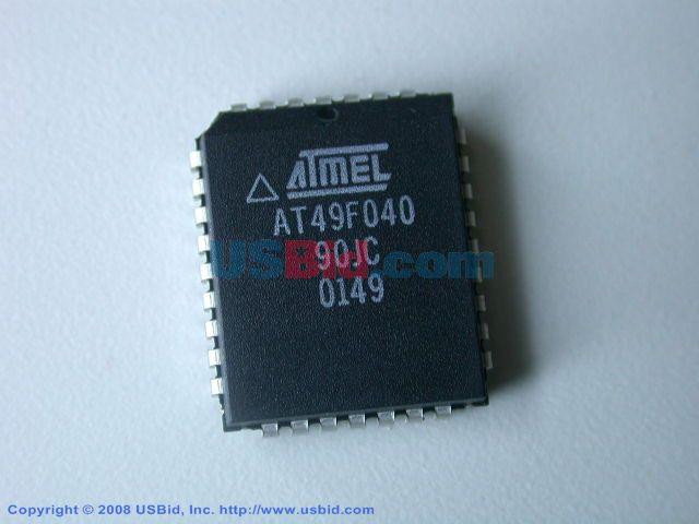 AT49F040-90JC