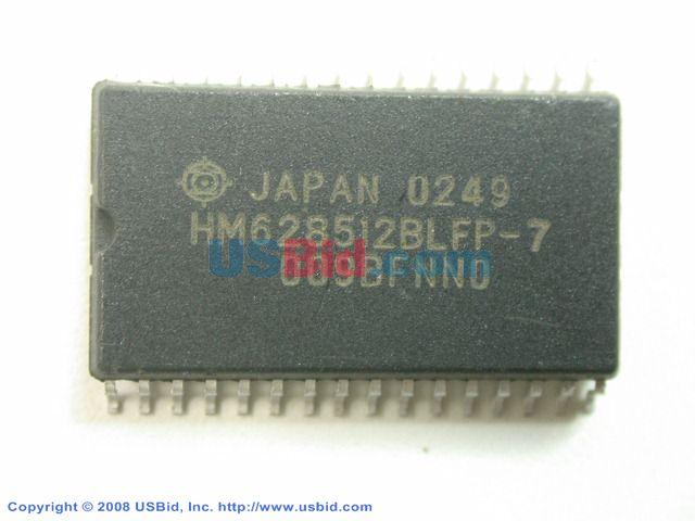 HM628512BLFP-7 photos