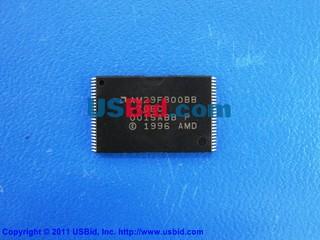 AM29F800BB-70EC photos