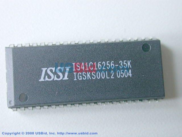 IS41C1625635K