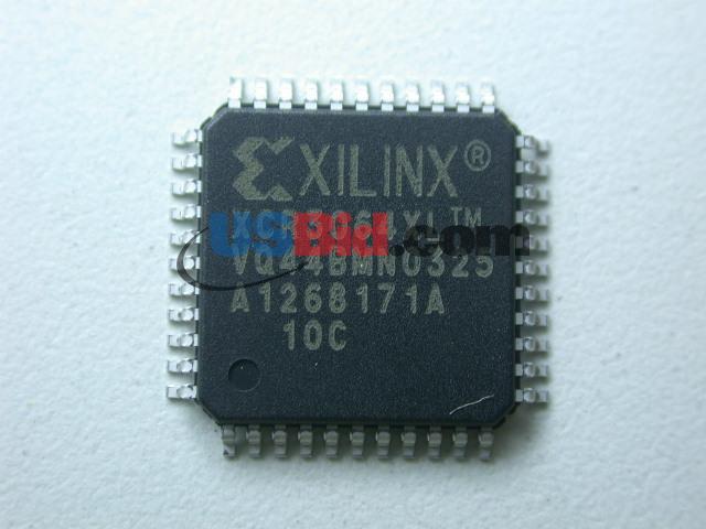 XCR3064XL-10VQ44C photos