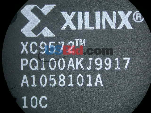 XC95108-10PQ100C photos
