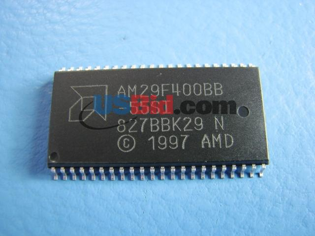 AM29F400BB-55SI photos