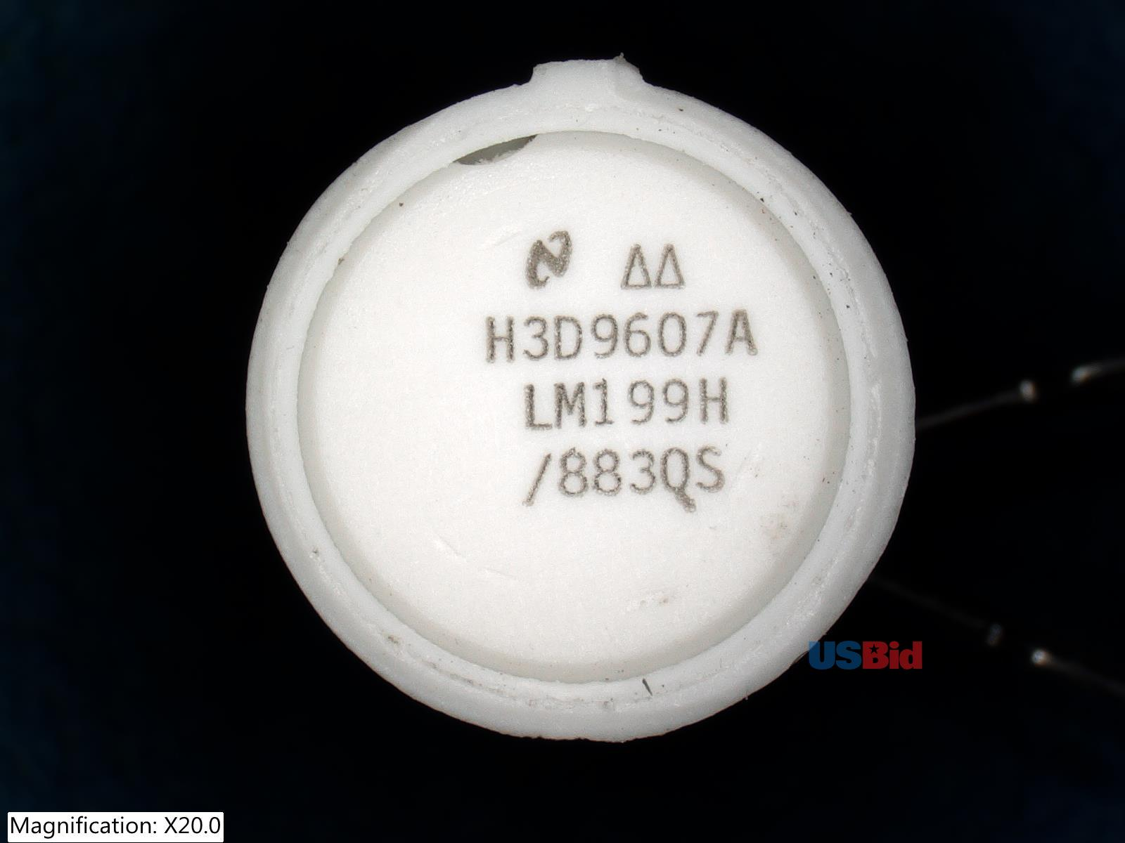 LM199H/883 photos
