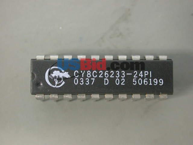 CY8C26233-24PI photos