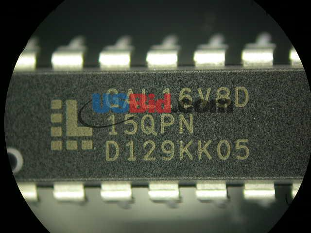 GAL16V8D-15QPN photos