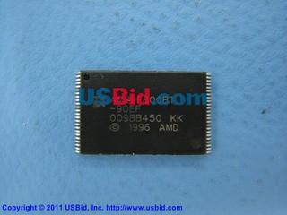AM29F800BT-90EF photos