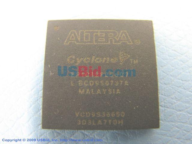 EP1C12F256C7 photos