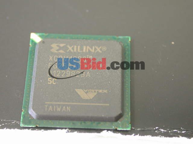 XC2V1000-5FG256C photos