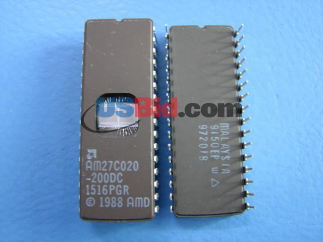 AM27C020-200DC photos