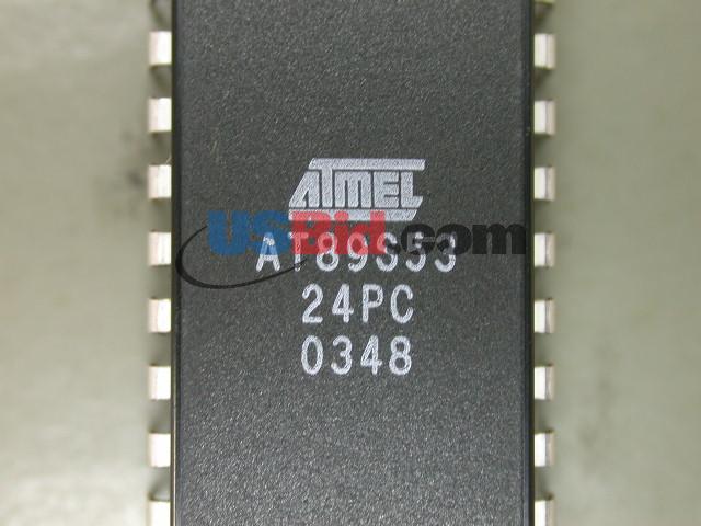 AT89S53-24PC