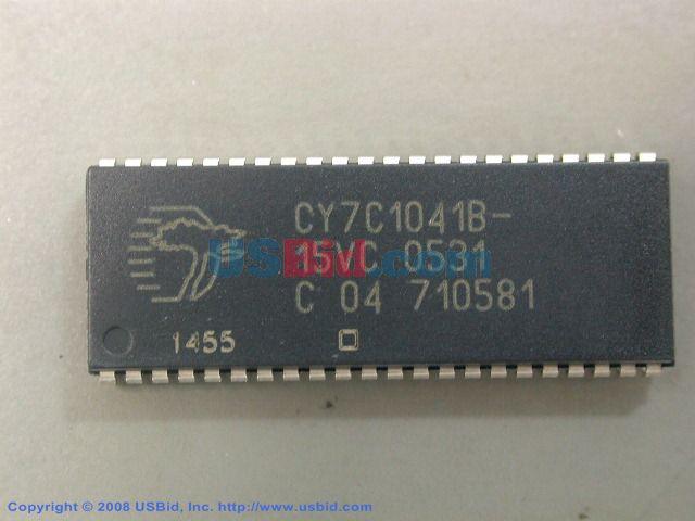 CY7C1041B15VC