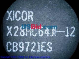 X28HC64JI12
