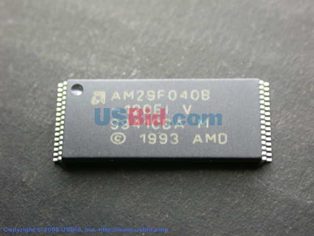AM29F040B-120EI photos