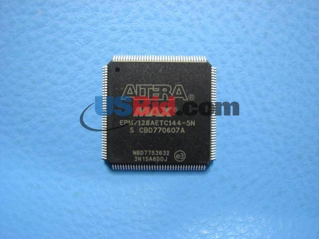 EPM7128AETC144-5N photos