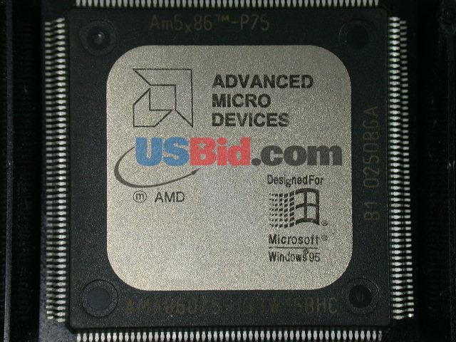 AM486DX5-133W16BHC photos