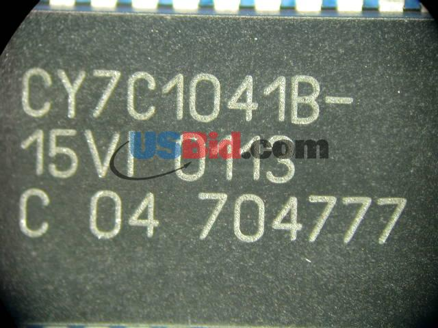 CY7C1041B-15VI photos