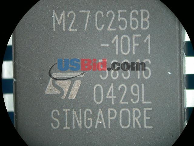 M27C256B-10F1 photos