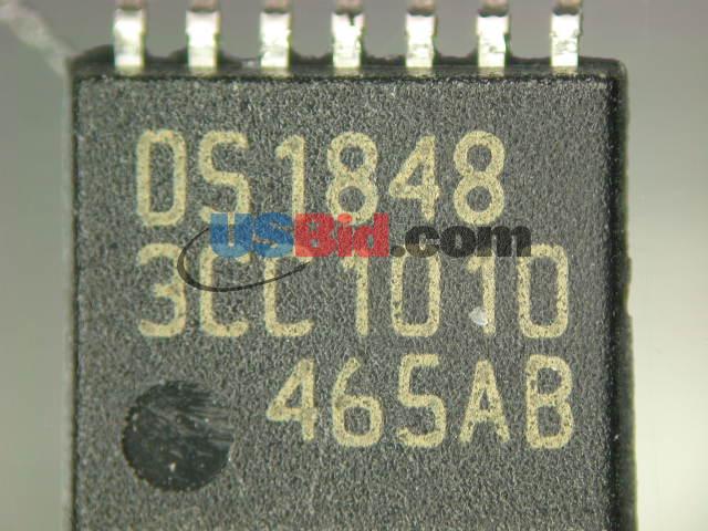DS1848E-010 photos