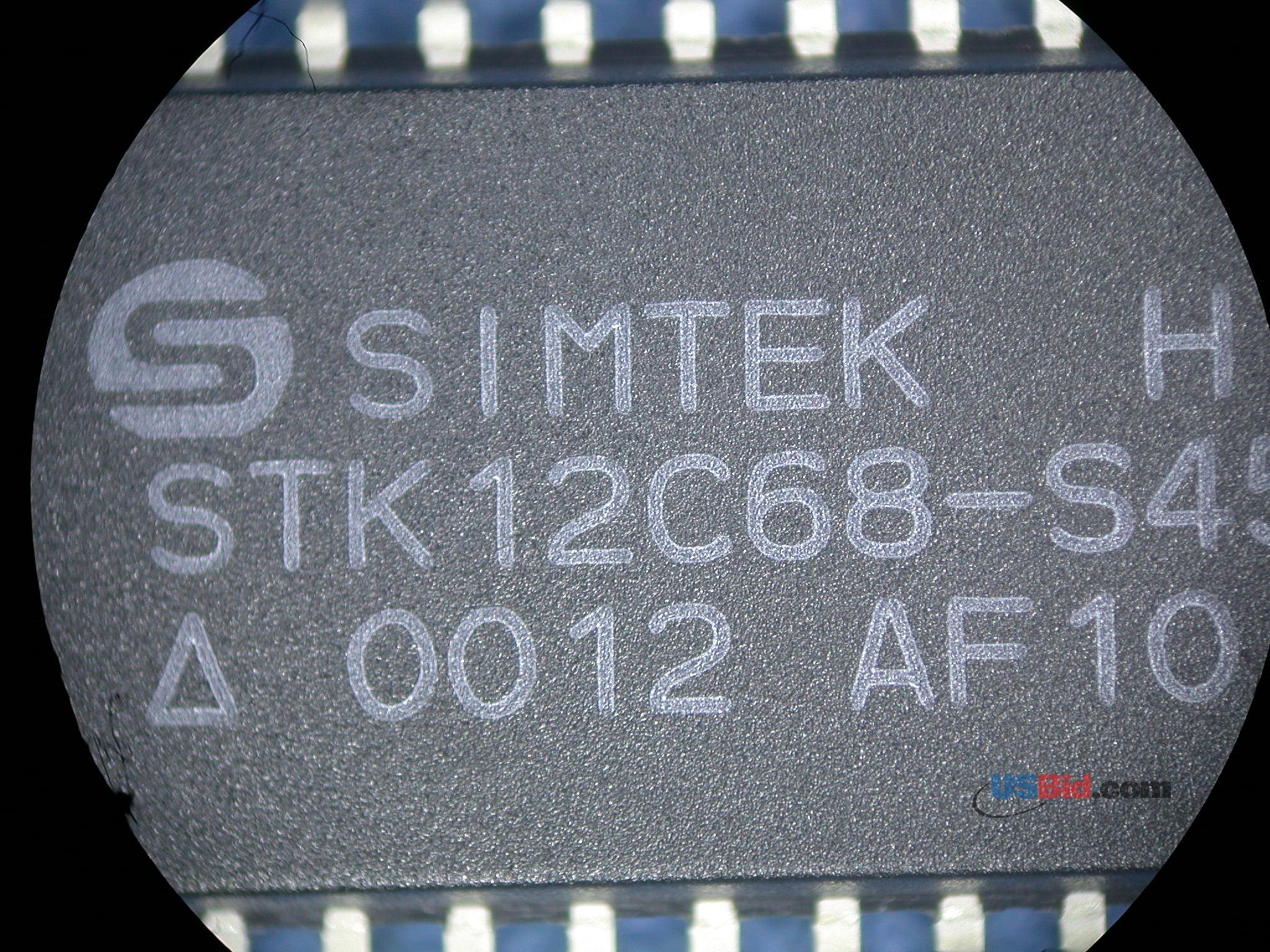 STK12C68-S45 photos