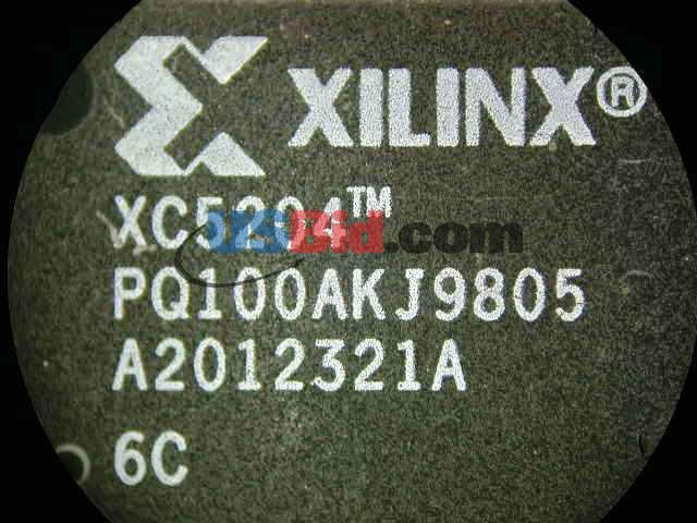 XC5204-6PQ100C photos
