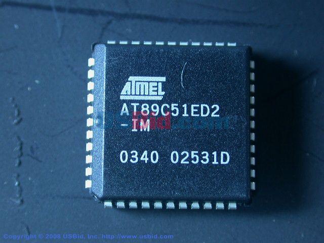 AT89C51ED2-SLSIM photos