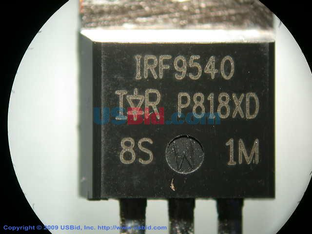 IRF9540PBF