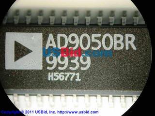 AD9050BR photos
