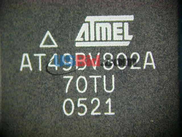 AT49BV802A-70TU photos
