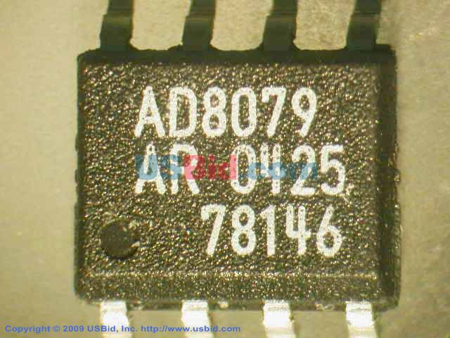 AD8079AR photos