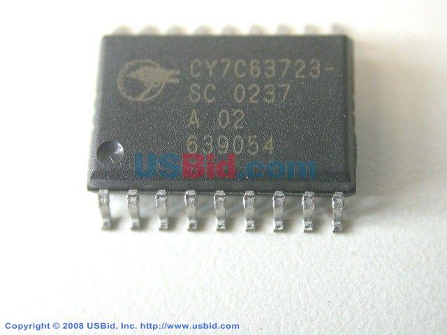 CY7C63723SC