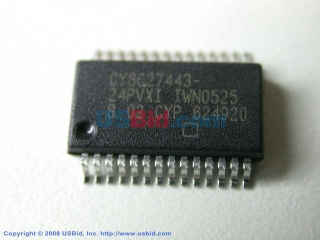 CY8C27443-24PVXI photos