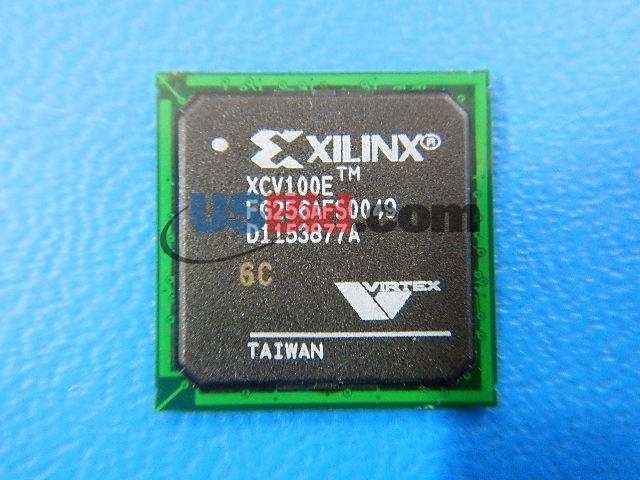 XCV100E-6FG256C photos
